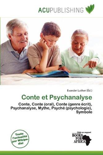 Conte Et Psychanalyse