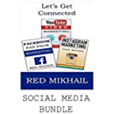 Let's Get Connected Bundle: Facebook Fan Page - Instagram -Youtube (English Edition)