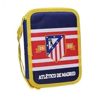 Atletico De Madrid – Plumier 2 pisos P (CYP Imports EP-221-ATL)