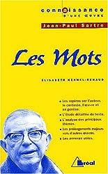 Connaissance d'une oeuvre : Les Mots, Jean-Paul Sartre