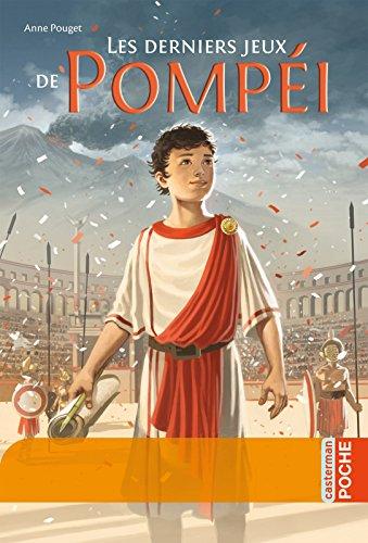 Les derniers jeux de Pompéi pdf, epub