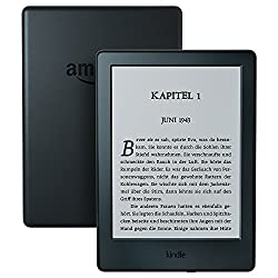 Amazon E-INK KINDLE 6IN BLACK, Neuware vom Fachhändler, Rechnung inkl. MwSt., Versand an Packstation möglich