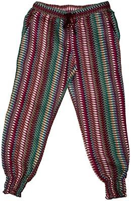 VITIVIC Ramses Étnico, Pantalones para Niños