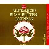 Zweiundsechzig (62) australische Bush Blüten-Essenzen.