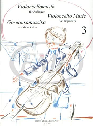 Violoncello Music for Beginners