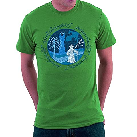 Lord Of The Rings Gandalf A Wise Man's Journey Men's