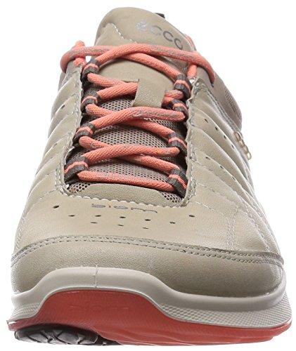 Ecco  ECCO BIOM FJUEL, Chaussures Multisport Outdoor femme Beige - Beige (OYESTER01039)