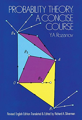 Probability Theory: A Concise Course (Dover Books on Mathematics) by Iu.A. Rozanov (21-Aug-1978) Paperback