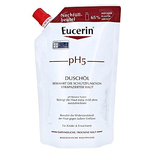 Eucerin pH5 Duschöl Nachfüll empfindliche Haut, 400 ml