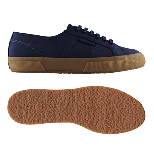 Chaussures Le Superga - 2750-nbku NAVY PEACOT