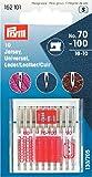 Nähmaschinennadel-Sortiment 130/705 Jersey, Universal, Leder