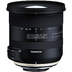 TAMRON Zoom - 10-24mm F/3.5-4.5 Di II VC HLD - Monture Nikon
