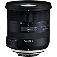 Tamron 10-24mm F/3.5-4.5 Di II VC HLD Nikon,Objektiv schwarz