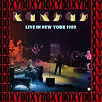 Palladium, New York, November 20th, 1980 (Doxy Collection, Remastered, Live on Fm Broadcasting)
