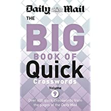 Daily Mail Big Book of Quick Crosswords 9