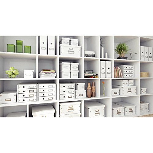 Leitz, Schubladenbox, Eisblau, 4 Schubladen, A4, Click & Store, 60490051 - 2