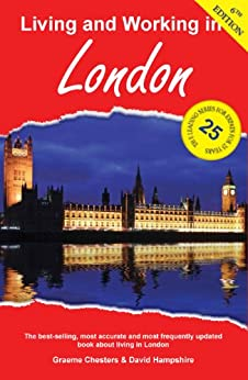 Living and Working in London by [Hampshire, David, Graeme Chesters]