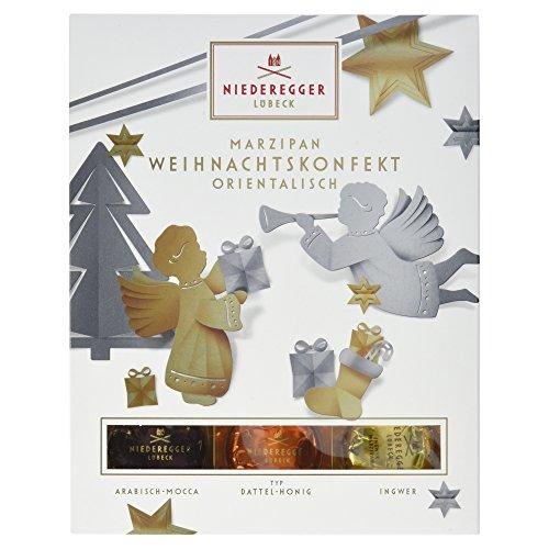 Niederegger Marzipan Weihnachtskonfekt orientalisch, (1 x 120 g)