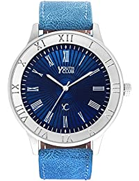 YOUTH CLUB NEW EXECUTIVE FULL BLUE COLLECTION Watch For Boys-ROMAN-BLU