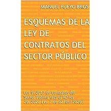 Esquemas de la Ley de Contratos del Sector Público: Ley 9/2017 de Contratos del Sector Público tras el RD-ley 20/2020 (vs. 7 de 02/06/2020)