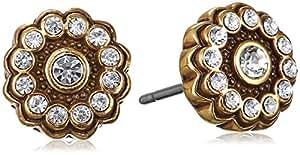 Pilgrim - Boucles d'oreilles - Plaqué or-601432033