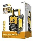 basicXL BXL-HDR10 robustes Baustellenradio (UKW/MW-Tuner) - 5