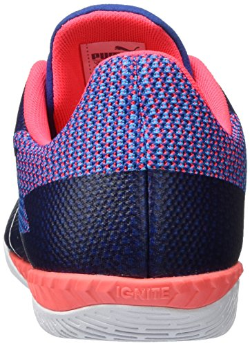 Puma 365 Ignite Ct, Chaussures de Running Compétition Homme Bleu (Blue Danube-puma White-bright Plasma-true Blue 01)