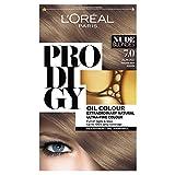 L'Oreal Prodigy 7.0 Coloration Naturelle pour les Cheveux Blonds foncés - Amande