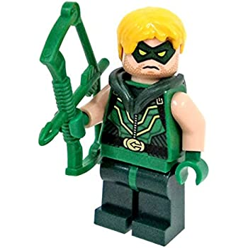 Afbeeldingsresultaat voor lego green arrow