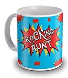 Rocking Aunt Gifts For Birthday Ceramic Coffee Mug - Best Reviews Guide