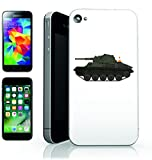 """'SmartPhone Case """"Fuerzas Armadas de armadura de Ejército de batalla de Craig–de Militar Ruso de soldado de unión soviética de tanque de vehículos de Guerra de Arma para Apple iPhone 4, 4S, 5, 5S, 5C, 6/6s, 7& Samsung galaxy s4, S5, S6, Edge, S6, S7S7Edge Huawei HTC–Diversión de diseño de culto de regalo idea Pascua Navidad"""