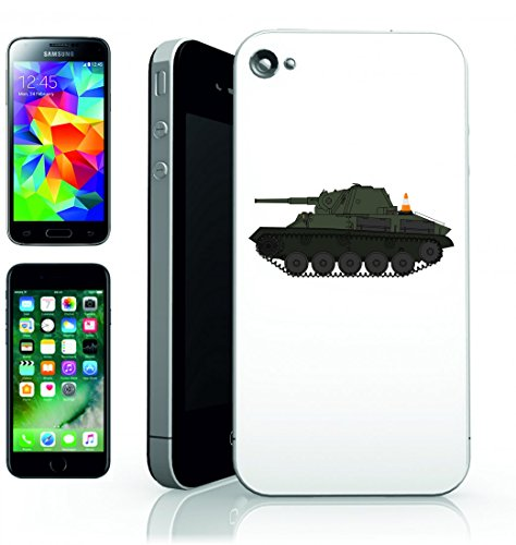 Smartphone Case Armatura di forze dell Esercito di Battaglia della Guerra Russo del Soldato della Unione Sovietica Tank veicolo militare di arma per Apple Iphone 4/4S, 5/5S, 5C, 6/6S, 7& Samsung