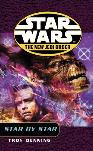 Star Wars: The New Jedi Order - Star By Star (English Edition) (Wars Star Gay)