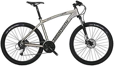 Bicicleta MTB blancas Kuma 27.2acera/Altus Disc