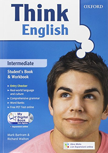 Think English. Intermediate. Entry check-Student's book-Workbook-Culture book-My digital book. Per le Scuole superiori. Con CD-ROM. Con espansione online