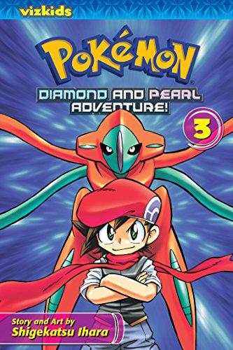 Pokemon Diamond and Pearl. Volume 3