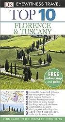 DK Eyewitness Top 10 Travel Guide: Florence & Tuscany by Reid Bramblett (2013-03-01)