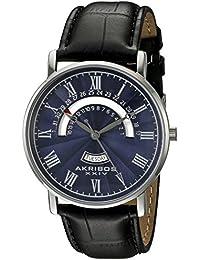 Akribos XXIV Reloj de cuarzo  Negro 40 mm