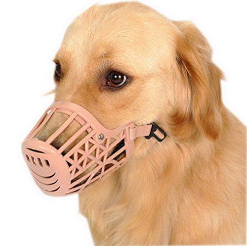 la-vogue-muselire-pour-chien-rose-scurit-confortable-moins-de-26kg