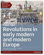 Edexcel AS/A Level History, Paper 1&2: Revolutions in early modern and modern Europe Student Book + ActiveBook (Edexcel GCE History 2015)