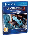 Uncharted 2: Among Thieves Remastered (PS4) - [Edizione: Regno Unito]