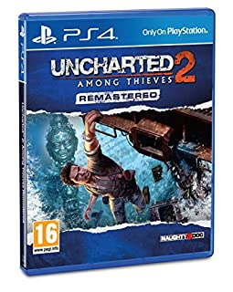 Uncharted 2: Among Thieves Remastered (PS4) (輸入版) (B01MFDIK2H) | Amazon Products