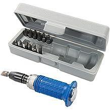 Silverline 375291 - Atornillador de impacto engomado y puntas, 14 pzas (14 pzas)