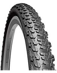 "Rubena Scylla neumático de bicicleta, unisex, Scylla, negro, 26 x 2.10"" 54-559"