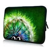 Pedea Design Tablet PC Tasche 10,1 Zoll (25,6 cm) neopren green hedgehog
