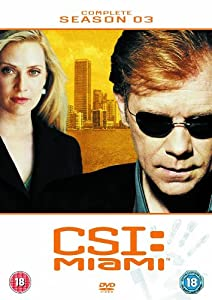 CSI: Miami - Complete Season 3 [DVD]