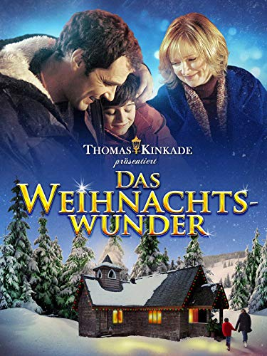 Thomas Kinkade - Das Weihnachtswunder -