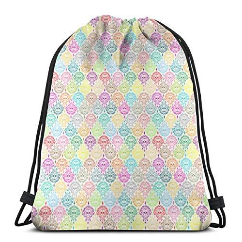 ul_10475 Rucksack Rucksack Schultertasche Leichte Sporttasche zum Wandern am Yoga Gym Reisen Strand ()