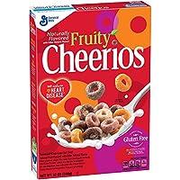 Fruity Cheerios Cereal Gluten Free 340g