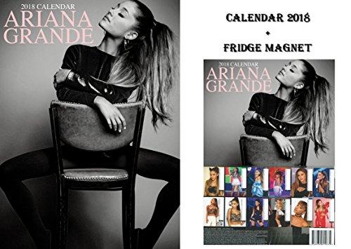 Ariana Grande Calendario.Ariana Grande Calendario 2018 Ariana Grande Iman Del